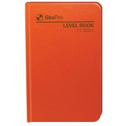 17-325-L Level Book, 64-6