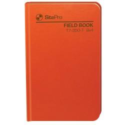 17-350-T Field Book, 64-8x4