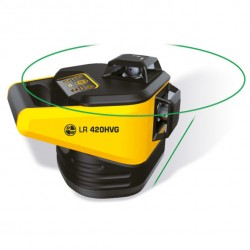 LR 420hvg green beam rotary laser