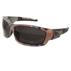 Canon Camo Safety Glasses, Smoke Non-Polarized