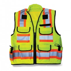 750 Premium Surveyor Safety Vest, Class 2