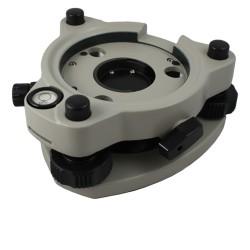 1200-GY Precision Tribrach, Swiss-Style, Grey