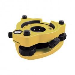1200-Y Precision Euro-Style Tribrach, Yellow