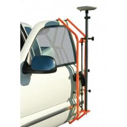 GPS Truck Door Bracket - Flo Orange