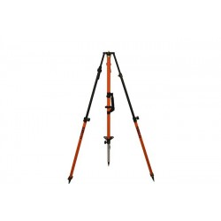 Graduated Collapsible GPS Antenna Tripod - Flo Orange