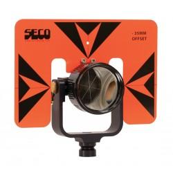 -35 mm Premier Prism Assembly - Flo Orange with Black