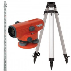 24x Auto Level Package - 13 ft - inches