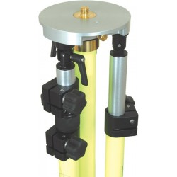 Heavy-Duty GPS Antenna Tripod - Flo Yellow