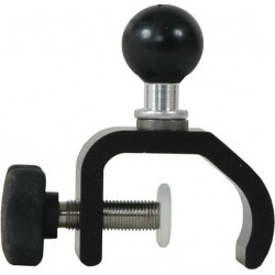 Ram Ball Clamp Mount - .75 into 1.5 in Pole