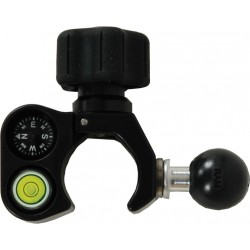 Claw Clamp Compass and 40-Minute Vial