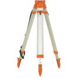 Aluminum Tripod with Round Legs Quick Clamp - Orange