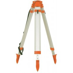Heavy-Duty Dome Head Tripod - Orange