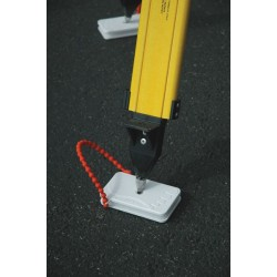 Sta-Level Feet Tripod Leveling Device (Pack of 3)