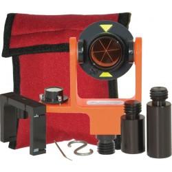 25 mm Mini Prism System with Side Vial - Flo Orange