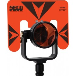 62 mm Premier Prism Assembly with 5.5 x 7 inch Target - Flo Orange with Black