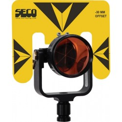 62 mm Premier Prism Assembly with 5.5 x 7 inch Target - Yellow with Black