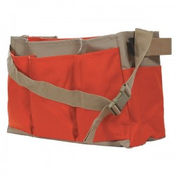 18 inch Stake Bag with Center Partition and Heavy-Duty Rhinotek Bag
