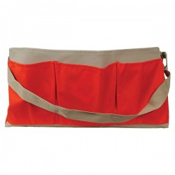 24 inch Stake Bag with Heavy-Duty Rhinotek and Center Partition