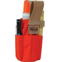 Spray Can Holder with Pockets