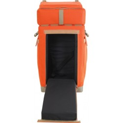 Front-Loading Total Station Field Case