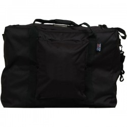 Large Parachute Bag - Black