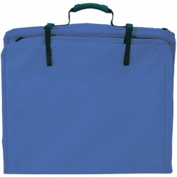 Hanging Garment Bag - Blue