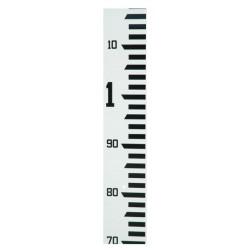 0 - 1.22 Meters — Meters/Decimeters/Centimeters