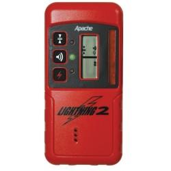 Apache Lightning 2 Laser Detector - Red